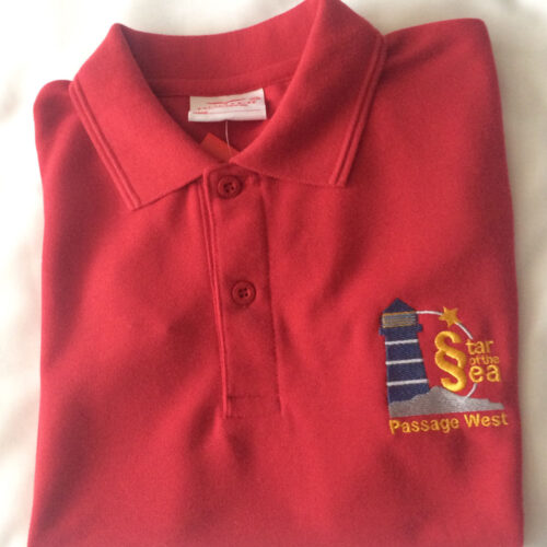 star of the sea polo shirt