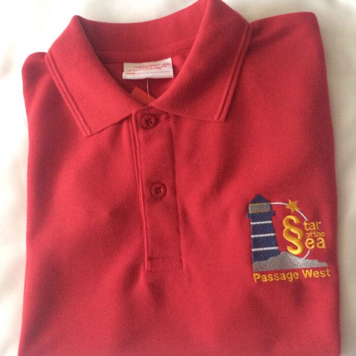 star of the sea polo shirt