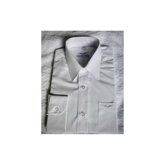 rockboro plain white shirt