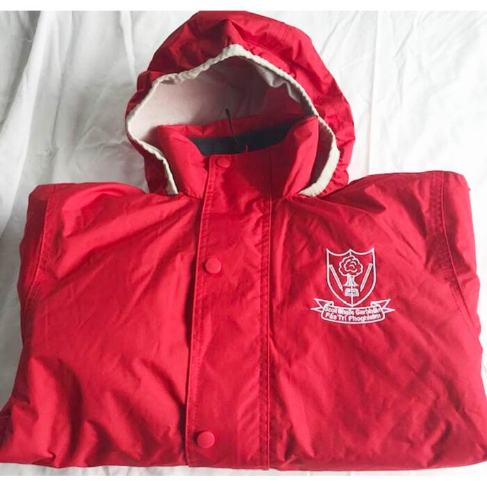 ballygarvan jacket
